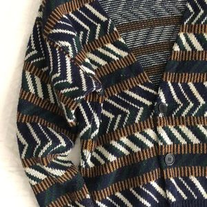 Re-worked Vintage Cardigan
